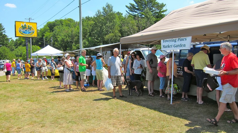 Haliburton Farmers Market