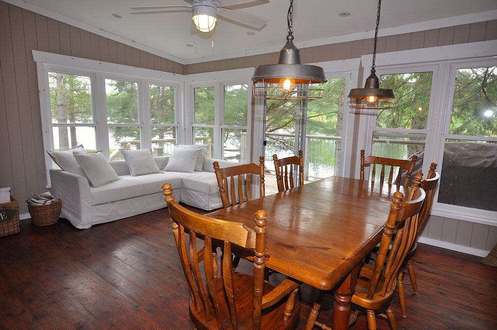A family Cottage Rental is a fun thing to do in Minden