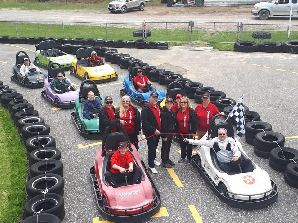 The Minden Experience is a top thing to do in Minden with go karts and race track